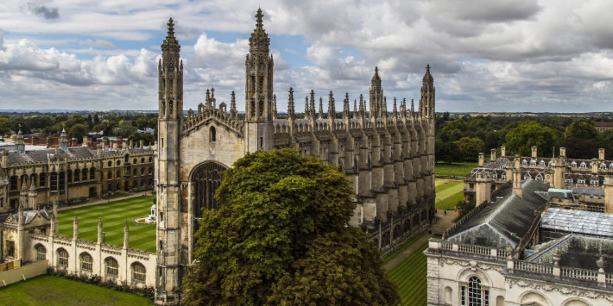 University of Cambridge or Anglia Ruskin University? A