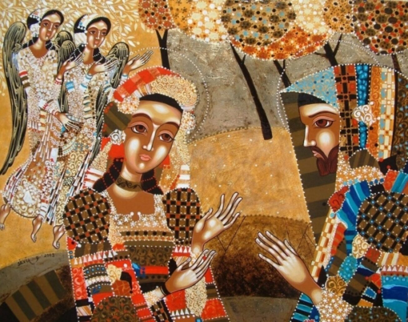 Magdalene by Sylvia Dimitrova